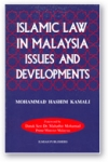 Islamic Law in Malaysia Issues and Developments